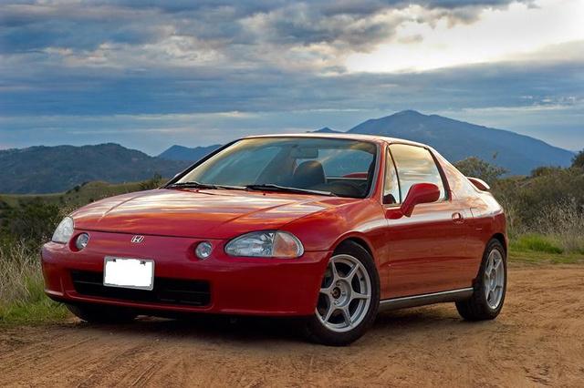 1993 Honda Civic del Sol - Pictures - CarGurus