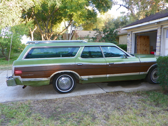 Picture of 1974 Ford Country Squire