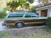 1974 Ford Country Squire Overview