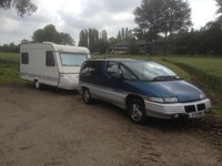 Picture of 1991 Pontiac Trans Sport 3 Dr STD Passenger Van, exterior, gallery_worthy