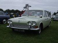 1964 Triumph 2000 Overview