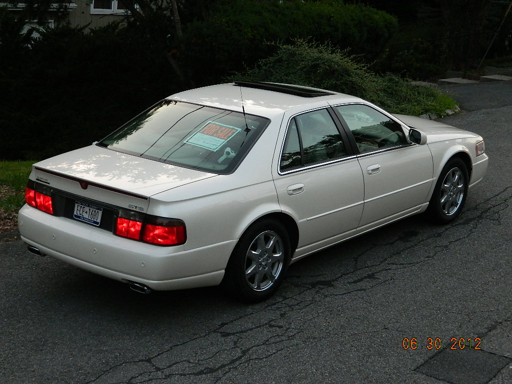 Cadillac Seville Sts Pic