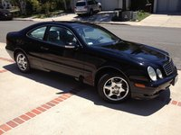 Picture of 2002 Mercedes-Benz CLK-Class CLK 320 Coupe, exterior, gallery_worthy