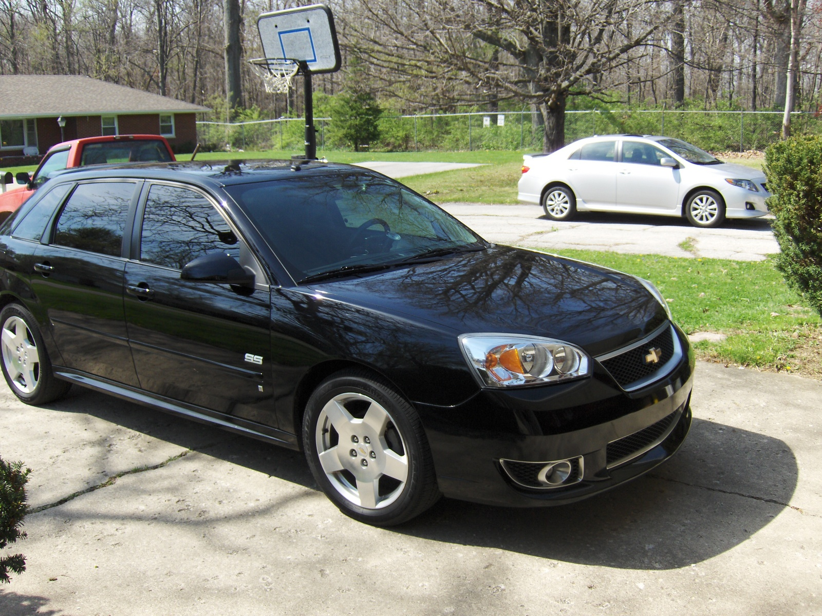 2006 Chevrolet Malibu SS related infomationspecifications  WeiLi