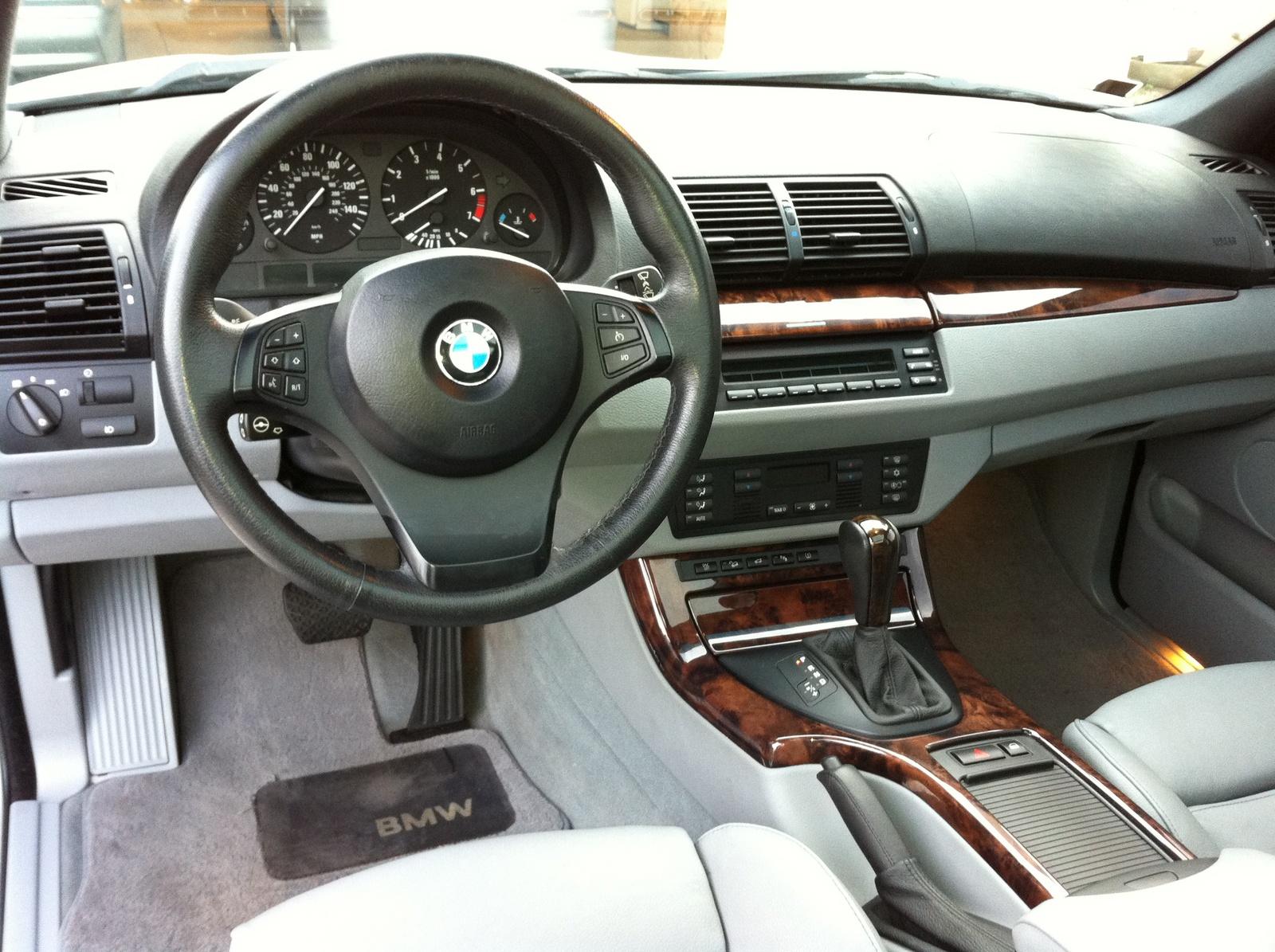 2005 BMW X5 - Interior Pictures - CarGurus