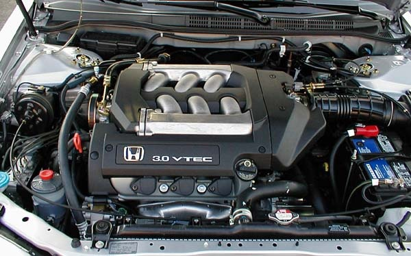 Honda Accord Questions  need to know what type of vtec i have