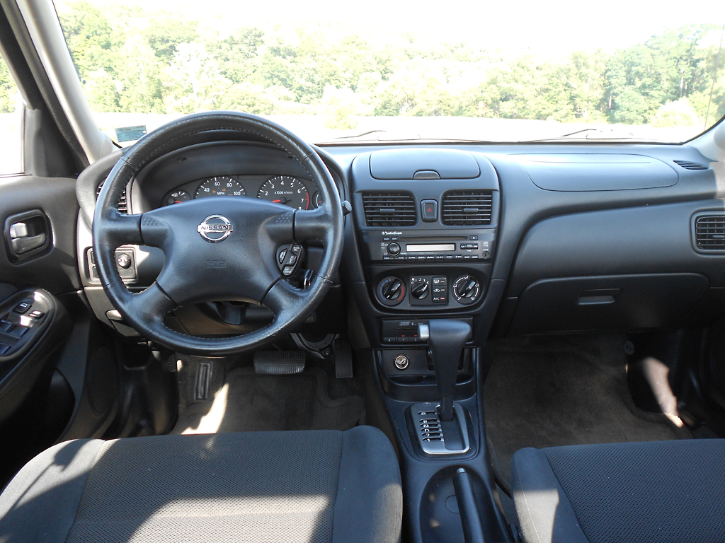 2005 nissan sentra interior pictures cargurus. Black Bedroom Furniture Sets. Home Design Ideas