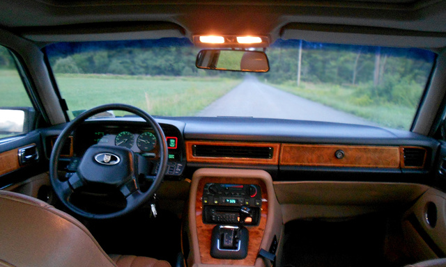 Who Owns Land Rover >> 1990 Jaguar XJ-Series - Pictures - CarGurus