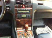 mercedes c class 1999 interior
