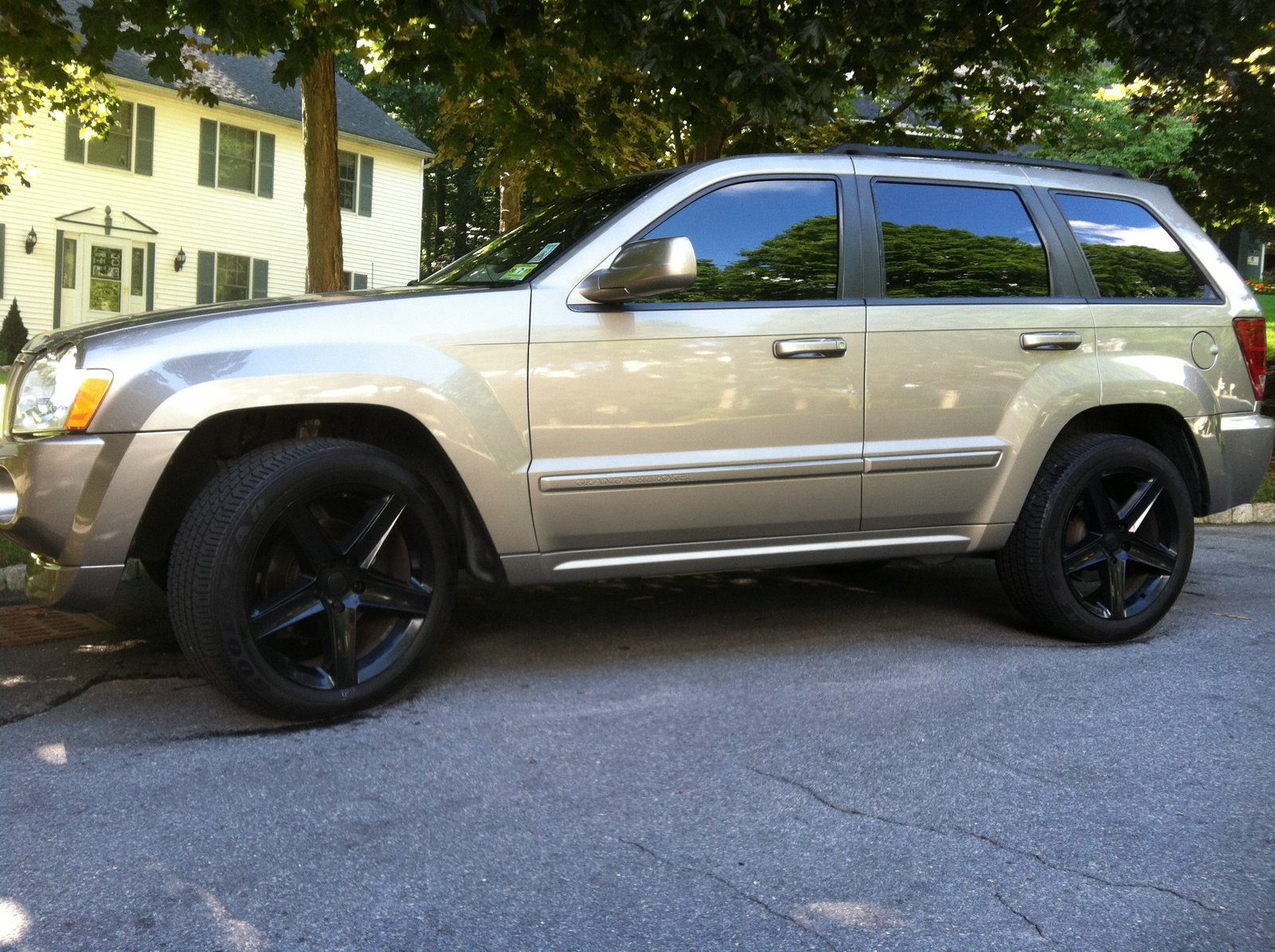 2005 Jeep Grand Cherokee - Pictures - CarGurus