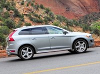 2013 Volvo XC60, Side View copyright AOL Autos., manufacturer, exterior