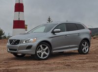 2013 Volvo XC60, Front quarter view. , exterior, manufacturer, gallery_worthy