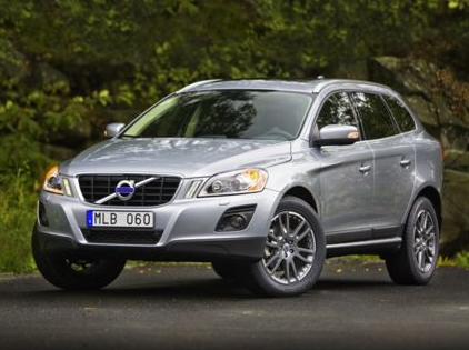2013 Volvo XC60, Front quarter view copyright AOL Autos., exterior, manufacturer