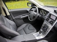 2013 Volvo XC60, Drivers Seat copyright AOL Autos., interior, manufacturer