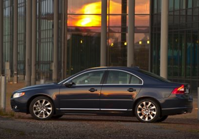 2013 Volvo S80, Side View copyright AOL Autos., exterior, manufacturer