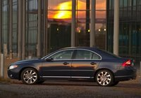2013 Volvo S80, Side View copyright AOL Autos., manufacturer, exterior