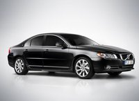 2013 Volvo S80, Front quarter view copyright AOL Autos., exterior, manufacturer