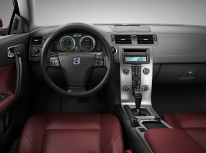 2013 Volvo C70, Steering Wheel copyright AOL Autos., interior, manufacturer
