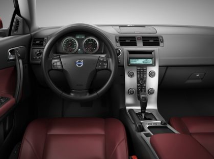 2013 Volvo C70, Steering Wheel copyright AOL Autos., interior, manufacturer