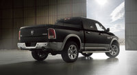 2013 Ram 1500, right rear quarter view, manufacturer, exterior