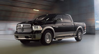 2013 Ram 1500, left front quarter view, manufacturer, exterior