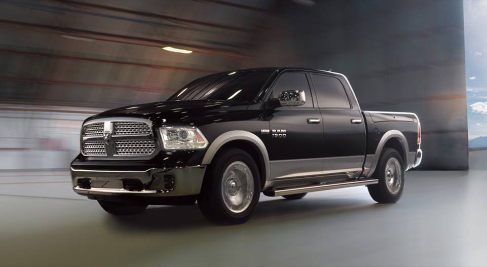 2013 Ram 1500, left front quarter view, exterior, manufacturer