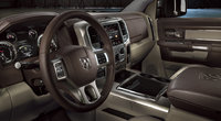 2013 Ram 1500, interior drivers view, interior, manufacturer