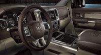 2013 Ram 1500, interior drivers view, interior, manufacturer