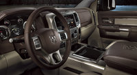 2013 Ram 1500, interior drivers view, manufacturer, interior