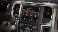 2013 Ram 1500, interior front center panel, manufacturer, interior