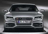 2013 Audi S7, exterior front view full, exterior, manufacturer