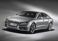2013 Audi S7, exterior left front quarter view, exterior, manufacturer, gallery_worthy