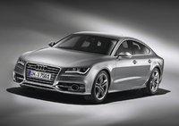 2013 Audi S7, exterior left front quarter view, exterior, manufacturer