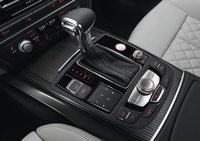 2013 Audi S7, interior center controls, interior, manufacturer