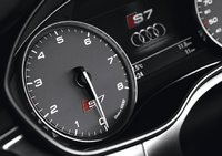 2013 Audi S7, interior drivers panel, manufacturer, interior