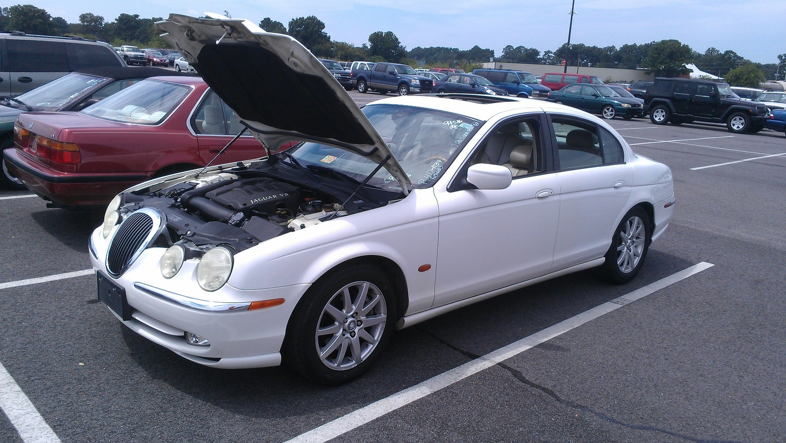 2001 Jaguar S-TYPE - Exterior Pictures - CarGurus
