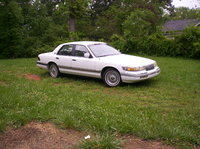 1992 Mercury Grand Marquis 4 Dr GS Sedan, Miss a gear and its over.