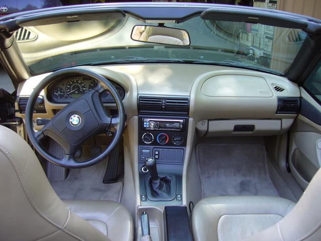 1997 Bmw Z3 Interior Pictures Cargurus