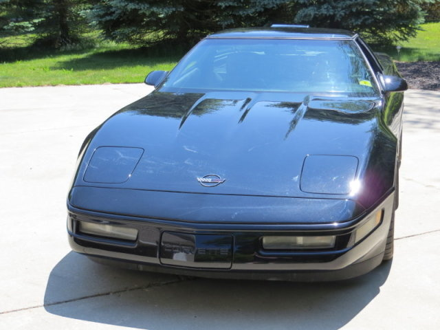 Picture of 1992 Chevrolet Corvette ZR1 Coupe RWD, exterior, gallery_worthy