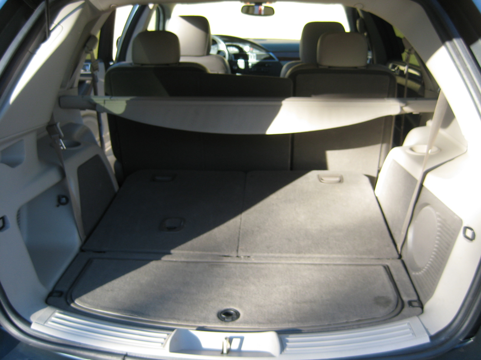 Chrysler Pacifica Touring Awd Pic on 2004 Dodge Durango Interior