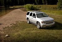 2013 Chevrolet Tahoe, Front-quarter view. Copyright General Motors, exterior, manufacturer