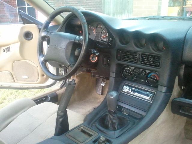 Picture of 1996 Mitsubishi 3000GT 2 Dr STD Hatchback, interior