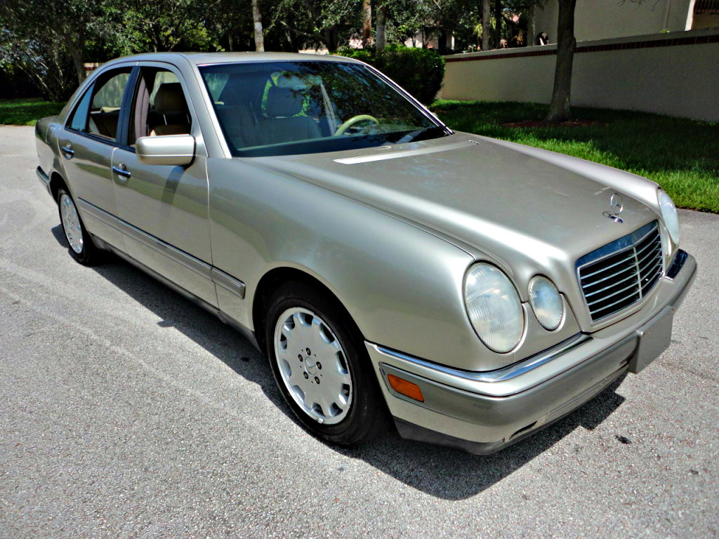 1997 Mercedes Benz E Class Pictures Cargurus