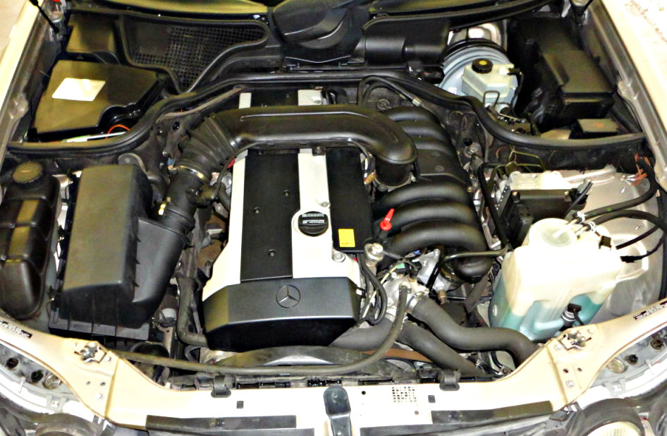 1997 mercedes benz e class pictures cargurus for Mercedes benz engine number check
