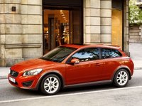2013 Volvo C30, Front quarter view copyright AOL Autos., exterior, manufacturer, gallery_worthy