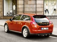2013 Volvo C30, Back quarter view copyright AOL Autos., exterior, manufacturer