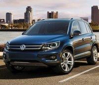 2013 Volkswagen Tiguan, Front quarter view., exterior, manufacturer