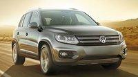 2013 Volkswagen Tiguan Picture Gallery