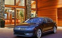 2013 Volkswagen Passat, Front quarter view., exterior, manufacturer