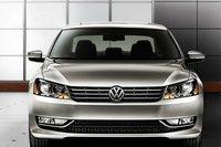 2013 Volkswagen Passat, Front View., exterior, manufacturer